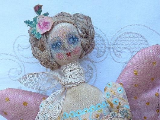 Коллекционная кукла ручной работы. OlgaMart. Ярмарка Мастеров.