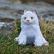 Куклы и игрушки handmade. Livemaster - original item Bobtail Cat. Handmade.