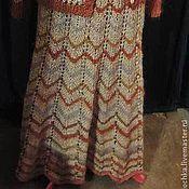 Одежда ручной работы. Ярмарка Мастеров - ручная работа Теплая юбка. Handmade.
