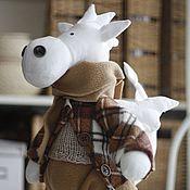 Куклы и игрушки ручной работы. Ярмарка Мастеров - ручная работа Дракоша Стив. Handmade.