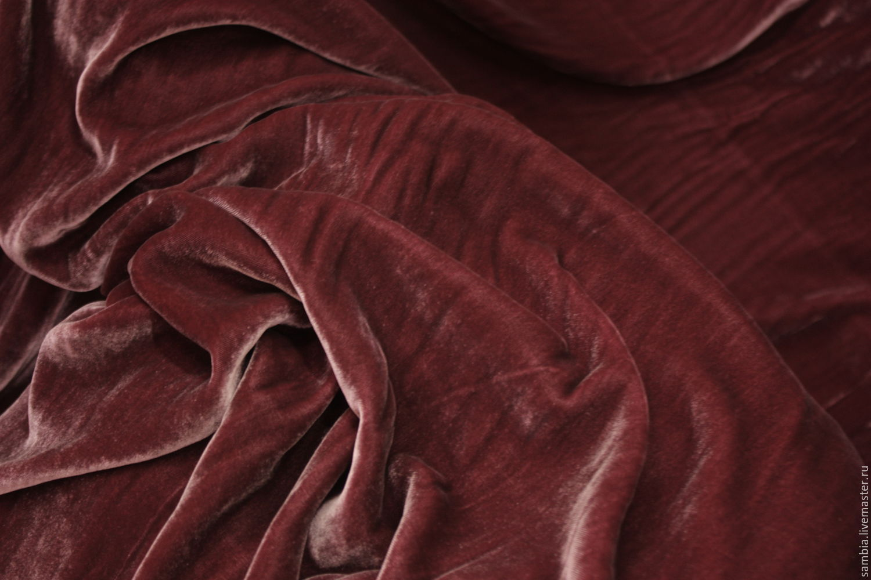 Ткани купить для платья панбархат