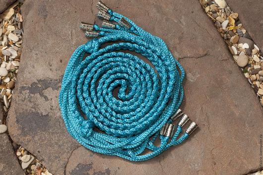 Пояса, ремни ручной работы. Ярмарка Мастеров - ручная работа. Купить Плетеный пояс Аквамарин. Handmade. Пояс, поясок
