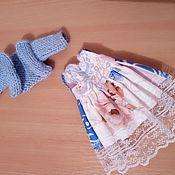 Одежда для кукол ручной работы. Ярмарка Мастеров - ручная работа Комплект одежды для Блайз. Handmade.