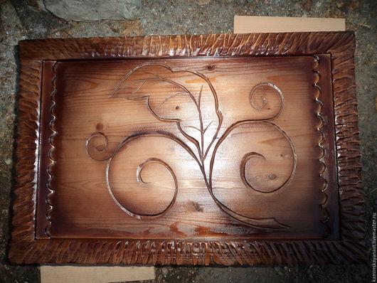 Мебель ручной работы. Ярмарка Мастеров - ручная работа. Купить столик-нарды. Handmade. Коричневый, столик для ноутбука, деревянный стол
