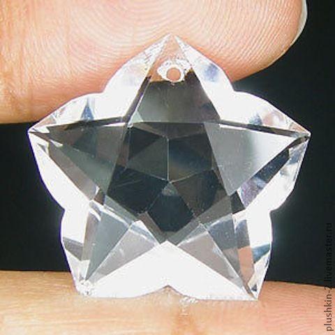 Для украшений ручной работы. Ярмарка Мастеров - ручная работа. Купить Кварц звезда 14.21 карат (Одиночный кристалл!!!!). Handmade.