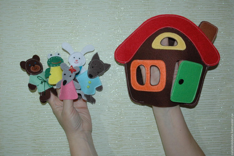 Как сделать кукольный театр своими руками фото7