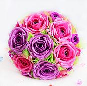 Цветы и флористика handmade. Livemaster - original item A candy bouquet