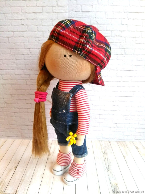 Девочка в кепи, Тыквоголовка, Монино,  Фото №1