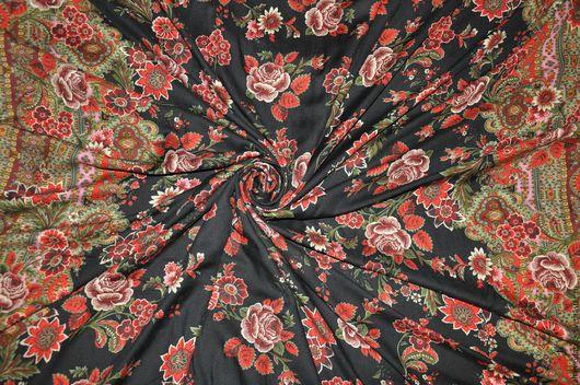 """Шитье ручной работы. Ярмарка Мастеров - ручная работа. Купить Вискоза """"Monnalisa"""". Handmade. Хохлома, одежда на заказ, блузка нарядная"""