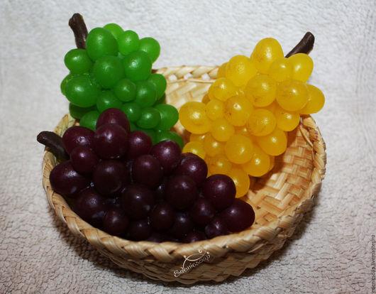Мыло-фрукты. Оригинальный подарок .Edenicsoap.