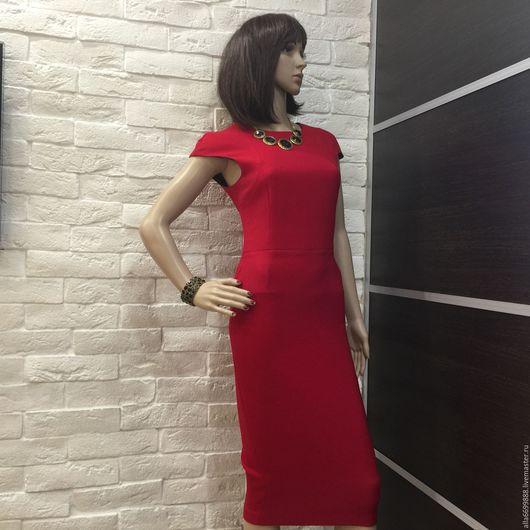 Платья ручной работы. Ярмарка Мастеров - ручная работа. Купить Платье футляр. Handmade. Платье, платье на заказ