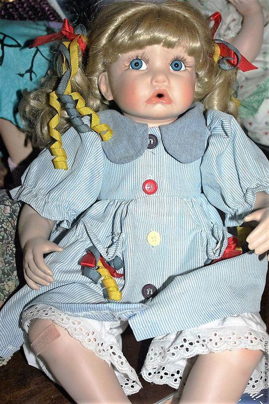 Коллекционные куклы ручной работы. Ярмарка Мастеров - ручная работа. Купить Коллекционная кукла Кайла от Cindy Marschner Rolfe. Handmade.