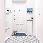 Для дома и интерьера handmade. Livemaster - original item Housekeeper in the hallway on the wall. Handmade.