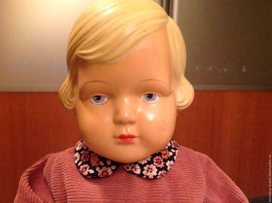 Винтажные куклы и игрушки. Ярмарка Мастеров - ручная работа. Купить Кукла немецкая Cellba целлулоид. Handmade. Кукла антикварная