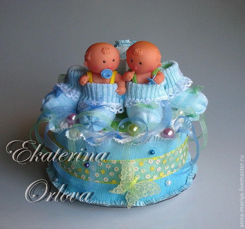 Подарки на рождение двойни 61