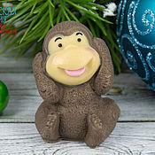 Косметика ручной работы. Ярмарка Мастеров - ручная работа Маленькая обезьянка. Handmade.