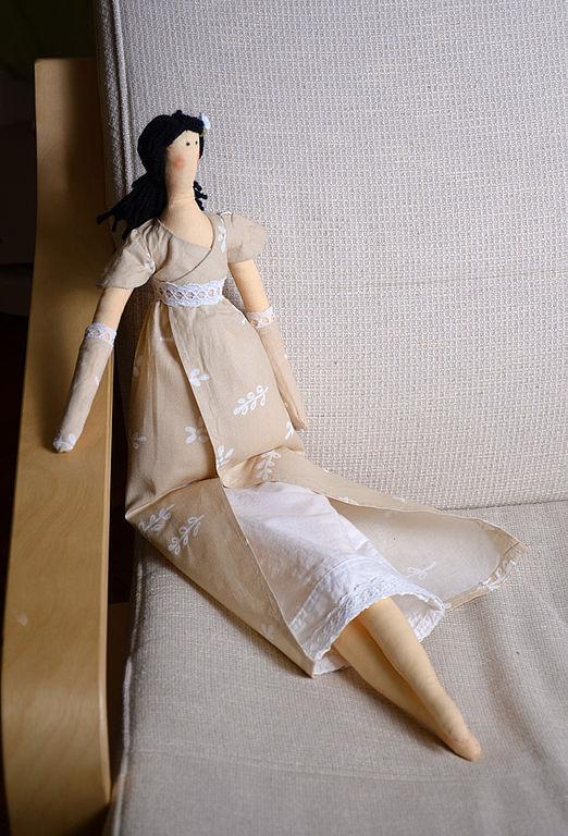 Куклы Тильды ручной работы. Ярмарка Мастеров - ручная работа. Купить Тильда Осень. Handmade. Тильда, текстильная игрушка