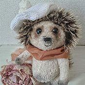 """Куклы и игрушки ручной работы. Ярмарка Мастеров - ручная работа Тедди ежик """"Маленький принц"""". Handmade."""