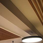 Элементы интерьера ручной работы. Ярмарка Мастеров - ручная работа Реечные потолки и кессонные потолки. Handmade.
