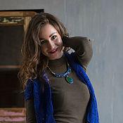 Necklace handmade. Livemaster - original item Holland necklace handmade necklace, multi-row necklace. Handmade.