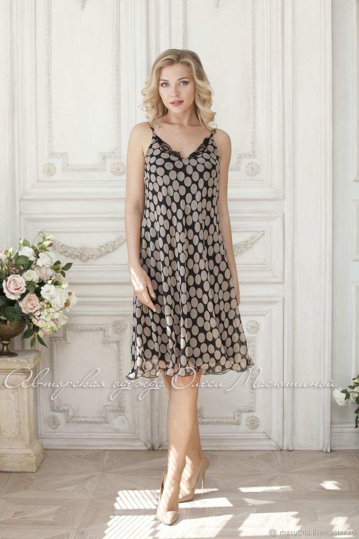 Dress 'Charming polka dots', Dresses, St. Petersburg,  Фото №1