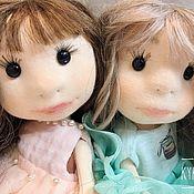 Портретная кукла ручной работы. Ярмарка Мастеров - ручная работа Кукла текстильная. Handmade.