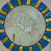 Картины и панно ручной работы. Ярмарка Мастеров - ручная работа Коза. Handmade.