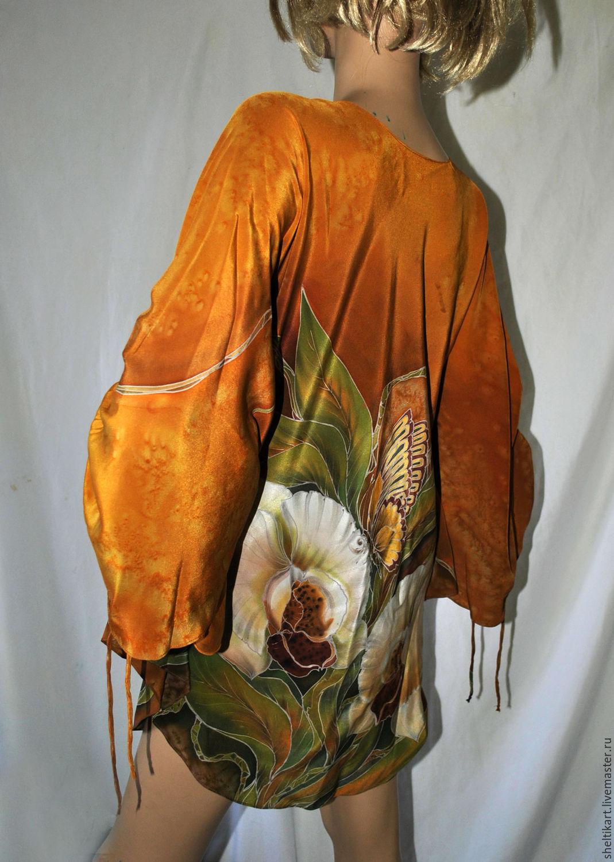 Батик блузки купить
