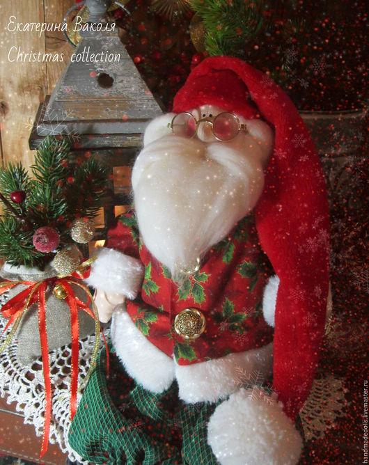 Куклы Тильды ручной работы. Ярмарка Мастеров - ручная работа. Купить Merry Christmas !!. Handmade. Ярко-красный, трикотаж