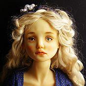 Куклы и игрушки ручной работы. Ярмарка Мастеров - ручная работа Шарнирная кукла Джейн. Handmade.