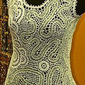 Одежда ручной работы. Ярмарка Мастеров - ручная работа блузка Нежность. Handmade.