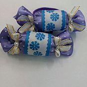Украшения ручной работы. Ярмарка Мастеров - ручная работа Резиночки-конфеточки. Handmade.