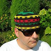 Русский стиль handmade. Livemaster - original item Hat