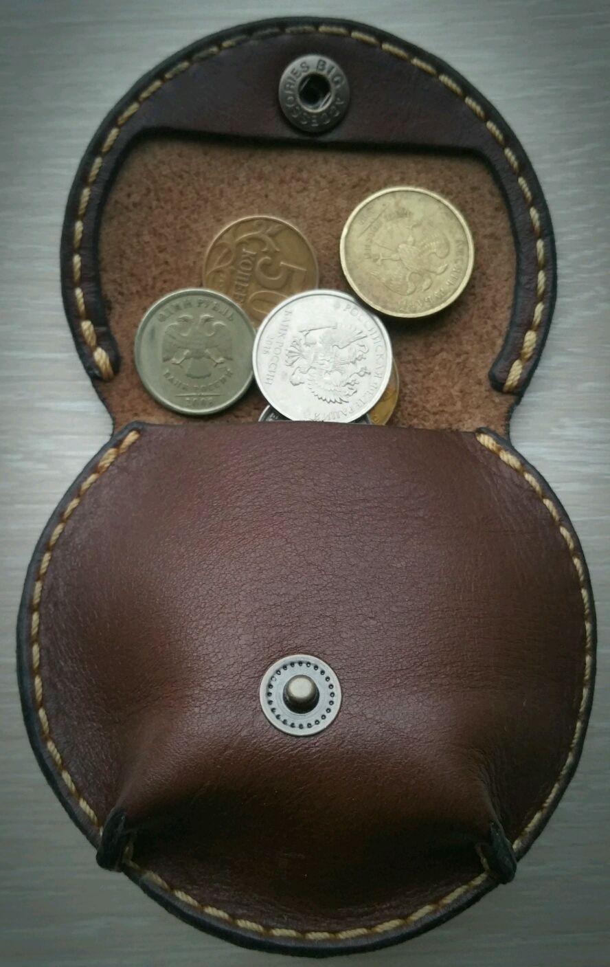 Монетница ( CoinHolder ), Монетницы, Санкт-Петербург, Фото №1