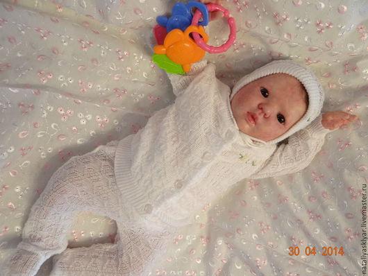 Куклы-младенцы и reborn ручной работы. Ярмарка Мастеров - ручная работа. Купить Кукла реборн Томико - 1 !. Handmade.