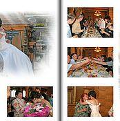 Свадебный салон ручной работы. Ярмарка Мастеров - ручная работа Свадебный фотоальбом. Handmade.