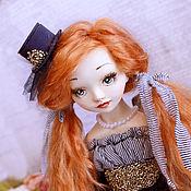 Куклы и пупсы ручной работы. Ярмарка Мастеров - ручная работа Людовика будуарная кукла. Handmade.