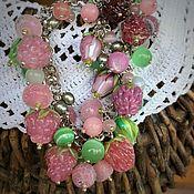 Украшения handmade. Livemaster - original item Copy jewelry lampwork.