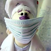 Куклы и игрушки ручной работы. Ярмарка Мастеров - ручная работа Зай №4. Handmade.