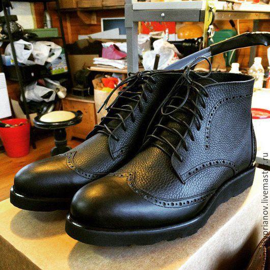 Обувь ручной работы. Ярмарка Мастеров - ручная работа. Купить Модель - Deserts. Handmade. Черный, аксессуары, Аксессуары handmade, аксессуар