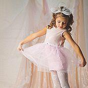 Работы для детей, ручной работы. Ярмарка Мастеров - ручная работа Платье нарядное.. Handmade.