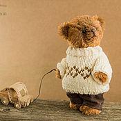 Куклы и игрушки ручной работы. Ярмарка Мастеров - ручная работа Мишки Тедди. Чук и Гек.. Handmade.