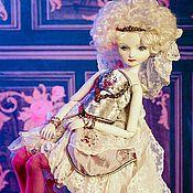 Куклы и игрушки ручной работы. Ярмарка Мастеров - ручная работа Laima. Шарнирная кукла из фарфора. Handmade.