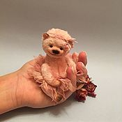 Куклы и игрушки ручной работы. Ярмарка Мастеров - ручная работа Земфирка-Зефирка. Handmade.