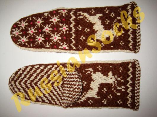 вязаные носки вязанные носки с оленями носки новогодние олени купить носки с оленями норвежские узоры скандинавские узоры орнаменты