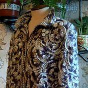 Одежда ручной работы. Ярмарка Мастеров - ручная работа Жакет Марианна. Handmade.