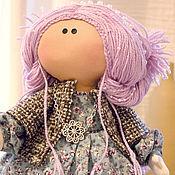 Куклы и игрушки ручной работы. Ярмарка Мастеров - ручная работа Кукла интерьерная игрушка ручной работы Маргарита. Handmade.