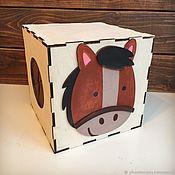 Куклы и игрушки handmade. Livemaster - original item Tactile cube