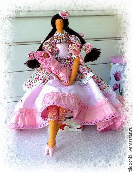 Куклы Тильды ручной работы. Ярмарка Мастеров - ручная работа. Купить Фея материнства_№ 2_Кукла в стиле Тильда. Handmade.