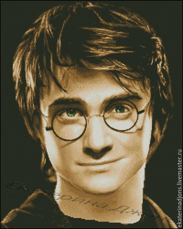 Гарри Поттер. Авторская схема